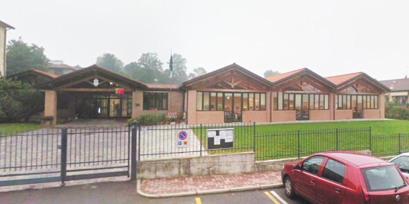 Scuola elementare di Paderno d'Adda