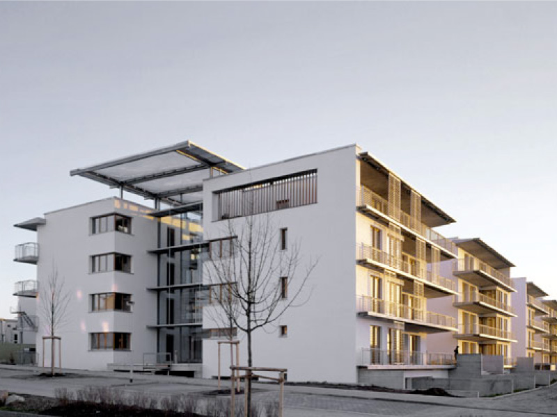 Edifici riferimento: appartamenti ad Hannover